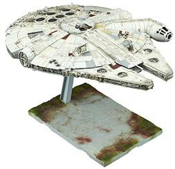 Bandai Hobby 1/144 Millennium Falcon Star Wars: The Last Jed