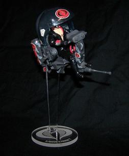 1 x Acrylic Display STAND - Vintage GI Joe - Cobra Trouble B