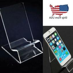 20Pcs General Clear Acrylic Mount Holder Display Stand For M