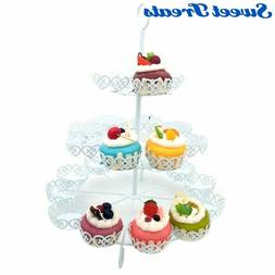 Sweettreats 24 Count Cupcake Stand Holder Display by Cooking
