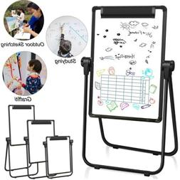 """24""""X36"""" Whiteboard Portable Magnetic Easel Dry Erase Board A"""