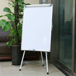 36x24'' Magnetic Portable White Board Dry Erase Easel Di
