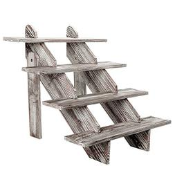 4-Tier Iron IndoorOutdoor Bakers Rack