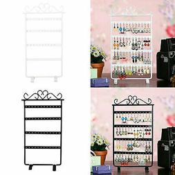 48 Holes Earrings Ear Studs Display Rack Stand Jewelry Organ