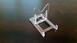 """~12 Adjustable 2"""" Display Stand Easel For Smartphone IPhone"""