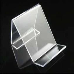 5pcs general clear acrylic mount holder display