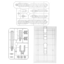 Action Base Display Stand Clear Holder For 1/60 1/100 PG MG