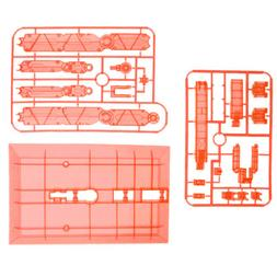 Action Base Display Stand Red Holder For 1/60 1/100 PG MG Gu