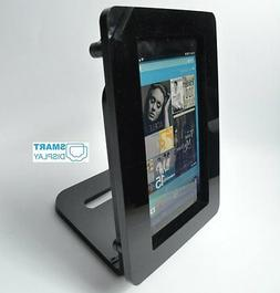 Asus Nexus 7 Black Acrylic Desktop Stand for Kiosk, POS, Sho