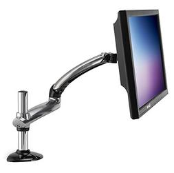 Ergotech Freedom Arm, Single Aluminum Monitor Arm, holds up