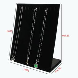 Necklace Chain Jewelry Display Holder Hanging Stand Easel Or