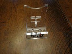 ZIPPO LIGHTER DISPLAY STAND EASEL MINT AND UNUSED LOT OF 5