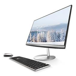 "ZN242GD-DS751T All-in-One Desktop PC with 23.8"" Full HD To"