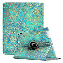 Fintie iPad 2/3/4 Case - 360 Degree Rotating Stand Smart Cas