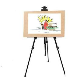 Art Artist Tripod Easel Display Stand Sketch Painting Exhibi