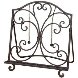 Baldwin Metal Cookbook Stand by Chic Citizen