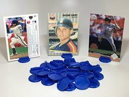 Baseball Card Stand Holder for Trading cards, Place Cards, B