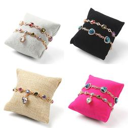 Bracelet Bangle Watch Pillow for Case Box Jewelry Display St