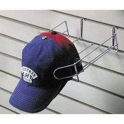 Chrome Wire Hat Rack