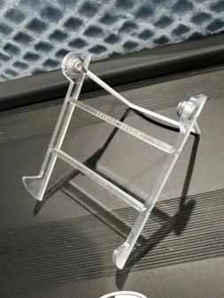 Gibson holders Clear Acrylic Adjustable Plate Bowl Tile Book