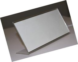 Beauticom Clear Acrylic License Holder for Cosmetology or Ot