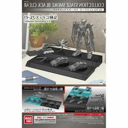 Bandai Collection Hobby Gundam STAGE 4 Display Stand Clear S