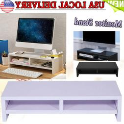 PC Computer Desktop Monitor Stand Laptop TV Display Screen R