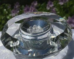 Crystal Display Stand 9.5CMBy Sunrise Crystal