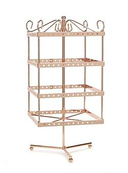 Darice Jewelry Display 6inch X 6inch X 13inch - Copper 12338