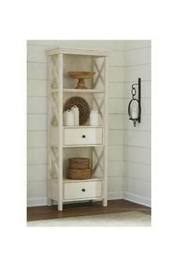 Display Stand in Antique White