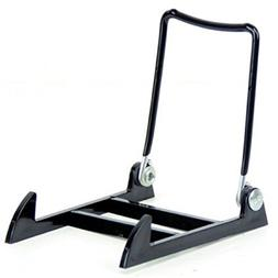 Gibson Holders Small Display Stand, Black Base/Black Wire, S