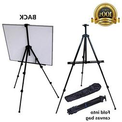 Easel for Painting, Mukin Field Easel Stand for Posters - Pe