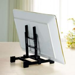 Fashion Easel Plate Art Crafts Photo Picture Frame Book Hold