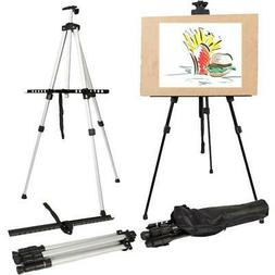 Folding Artist Tripod Easel Floor Stand Adjustable Display A