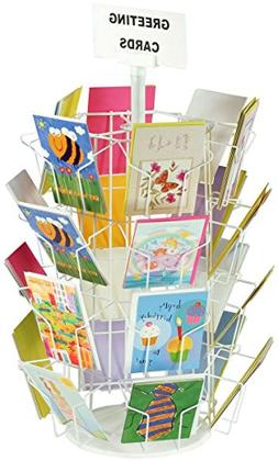 Greeting Card Rack with  5 x 7 Pockets for Countertop Use, 2