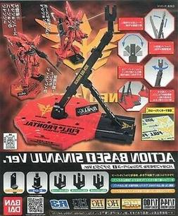 Bandai Hobby Gundam Action Base 1 Sinanju 1/100 Scale Displa
