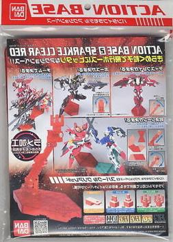 Bandai Hobby Gundam Action Base 2 Display Stand 1/144 Sparkl