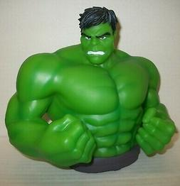 INCREDIBLE HULK BUST BANK - MONOGRAM & MARVEL COMICS - 2020