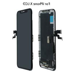 For iPhone X 10 Display LCD Screen 3D Touch Digitizer Assemb