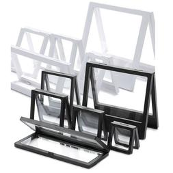 Jewelry Display Stand Holder Packaging Box Floating Presenta