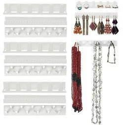 Jewelry Organizer Hanging Holder Display Stand Rack Wall Mou