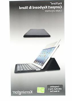 Kensington KeyStand Bluetooth Keyboard and Stand For iPad 4