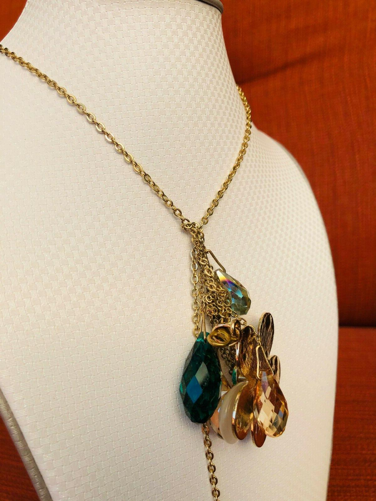 Luxury Euro Necklace Chain Display Bust