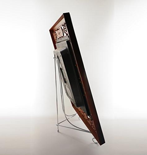 """12""""Iron Plate Stand, Iron Photo Displays Picture Plates, Tablets"""