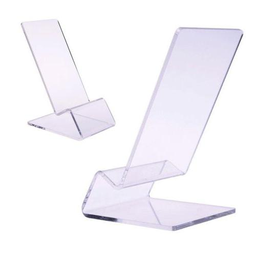 20Pcs Clear Acrylic Mount For
