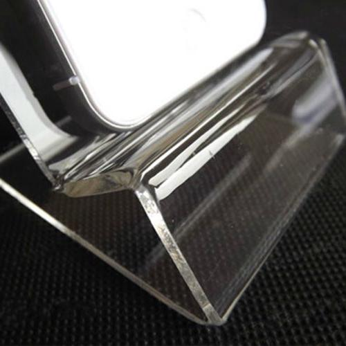 20Pcs Clear Acrylic Mount Holder Display For Lot