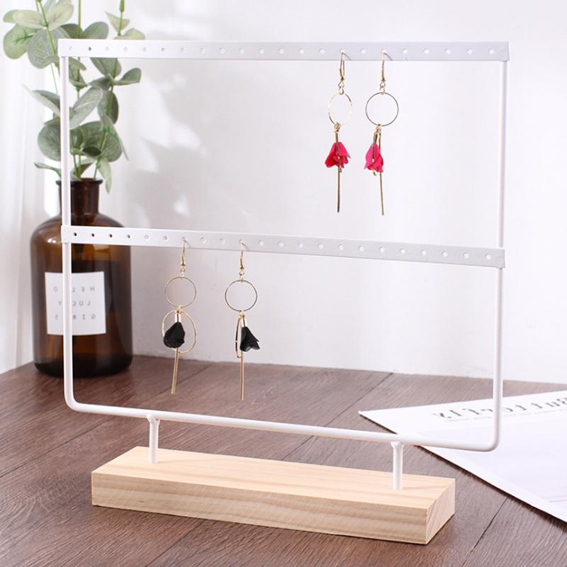 Earrings Necklace Bracelet Rack Layers Jewelry Jewelry Packing