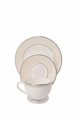 3 Piece Dinnerware Stand