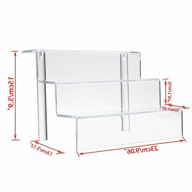 Cq Acrylic Riser Stand And Display Of 1