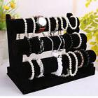 3-Tier Jewelry Bracelet Watch Bangle Display Holder Stand Sh